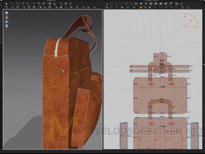 projektant plecaków
